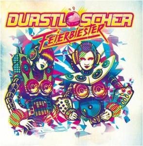 Durstlöscher Feierbiester Cover
