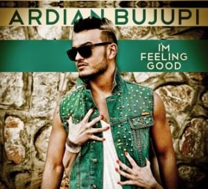 Ardian Bujupi I'm Feeling Good Maxi-Single Cover