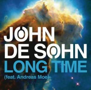 John de Sohn Long Time Single Cover