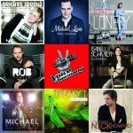 The Voice of Germany 2012 Die Songs der Kandidaten im Halbfinale Cover Quelle: Universal Music