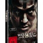 Warriors of the Rainbow DVD-Cover