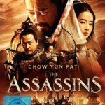 THE ASSASSINS auf DVD und Blue-ray Cover