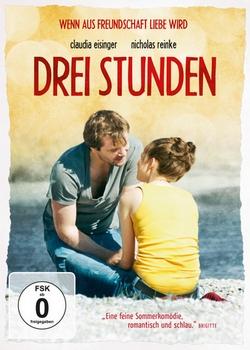 Drei Stunden – Wenn aus Freundschaft Liebe DVD-Cover