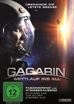 Gagarin Wettlauf ins All Cover