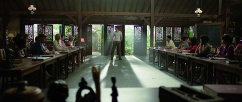THE PHILOSOPHERS Wer überlebt Szenenbild © Ascot Elite Home Entertainment