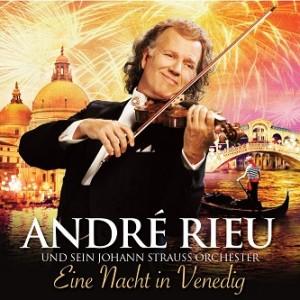 André Rieu Eine Nacht in Venedig Cover