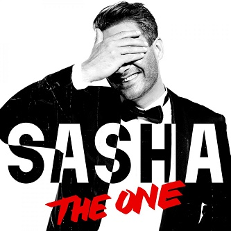Sasha The One Das neue Album Cover