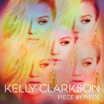 Kelly Clarkson Piece by Piece Das neue Album Cover
