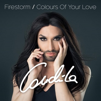 Conchita Firestorm und Colours Of Your Love Cover