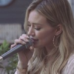 Hilary Duff - Tattoo Acoustic Foto zum Video © Sony Music