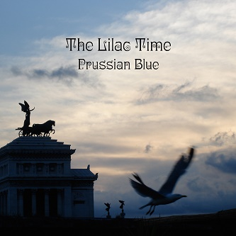 The Lilac Time Prussian Blue Cover