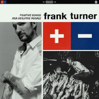 Frank Turner Positive Songs For Negative People Cover