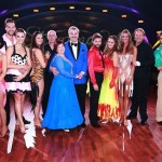 Stepping Out Noch sieben Promipaare sind am 18. September 2015 am Start bei der RTL-Tanzshow © RTL/Stefan Gregorowius