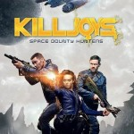 KILLJOYS - SPACE BOUNTY HUNTERS Cover