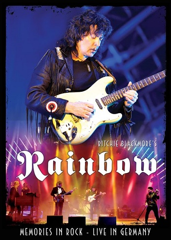 Rainbow Memories In Rock – Live In Germany Cover