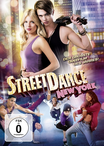 STREETDANCE:NEW YORK auf DVD, Blu-ray und Video on Demand © SquareOne Entertainment/Universum Film