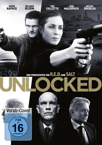 UNLOCKED erscheint am 20. Oktober 2017 auf DVD, Blu-ray und Video on Demand