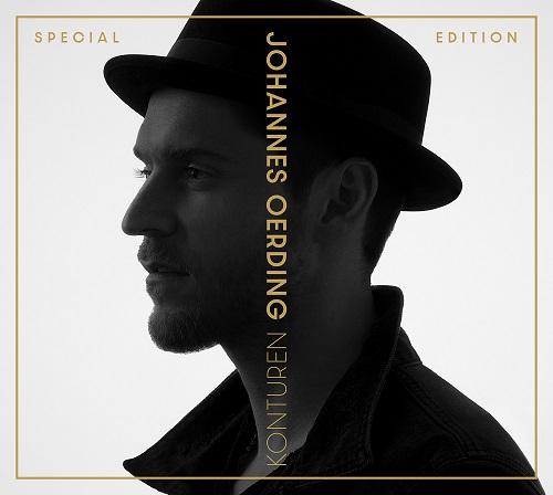 Johannes Oerding Konturen 2020 Special Edition mit Bonus CD mit Akustikversionen