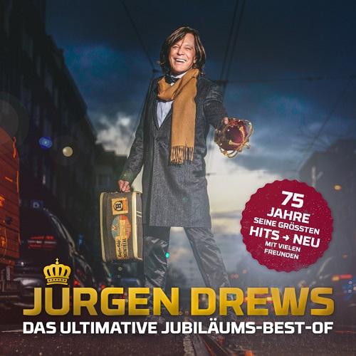"""Jürgen Drews veröffentlicht das """"Das Ultimative Jubiläums-Best-Of"""""""