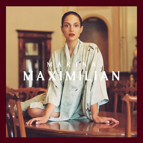 Marina Maximilian Let Him See Cover