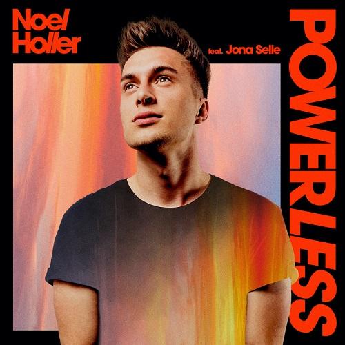 Noel Holler feat. Jona Selle – Powerless Cover