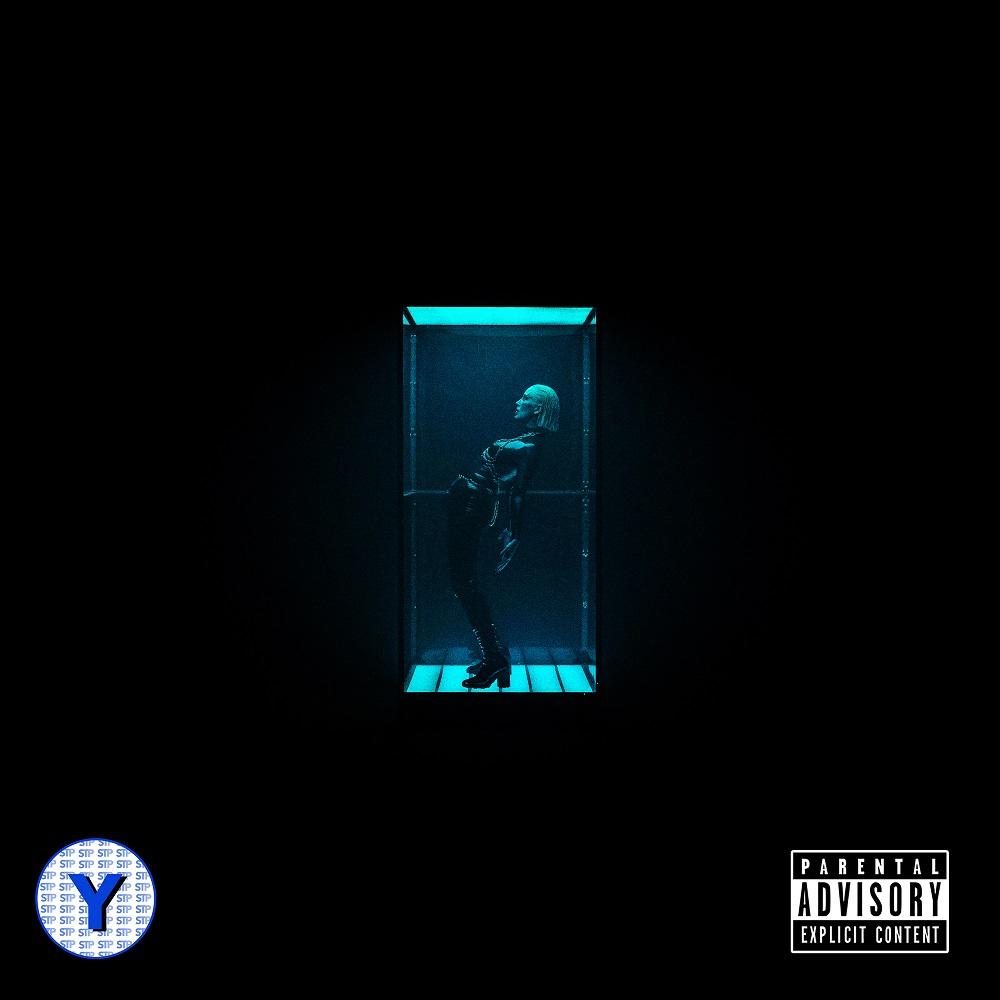 Das 2. Yonaka Album Seize The Power Mixtape-Album Cover