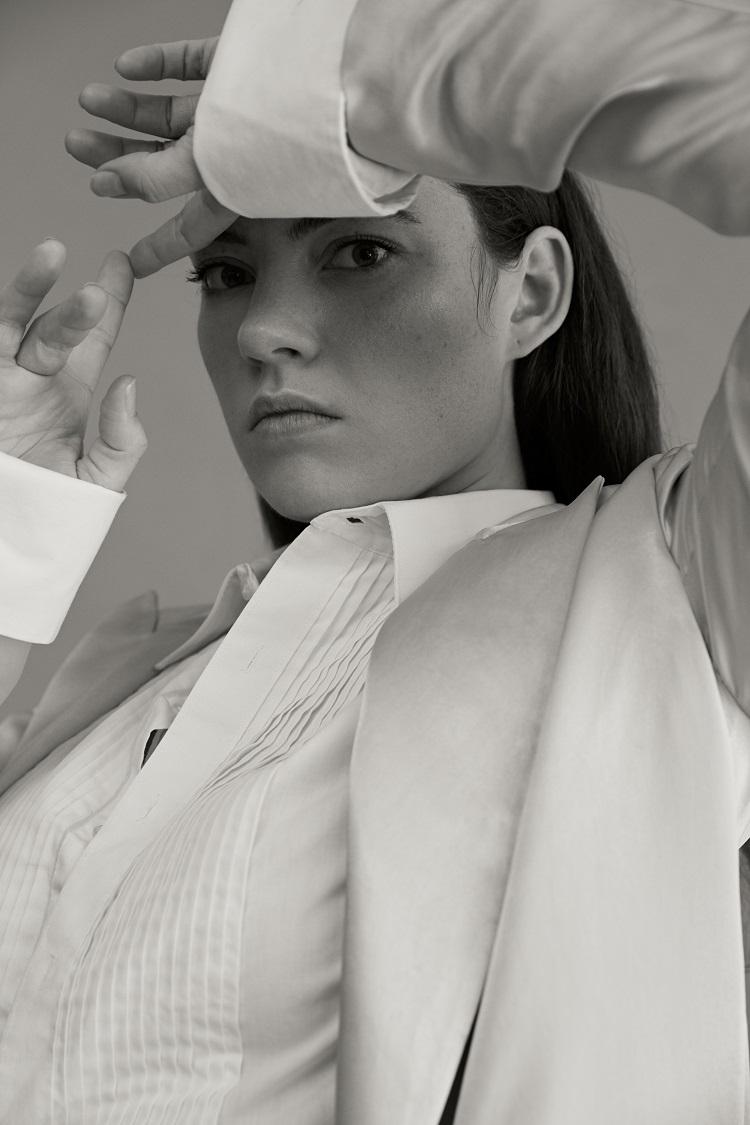 Die niederländische Sängerin Celine Cairo © Jaap Strijker