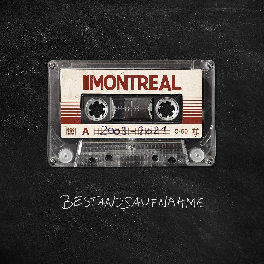 Montreal – Bestandsaufnahme 2003 – 2021 Cover